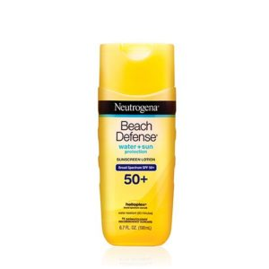【Neutrogena 露得清】海灘終極防護防曬隔離乳