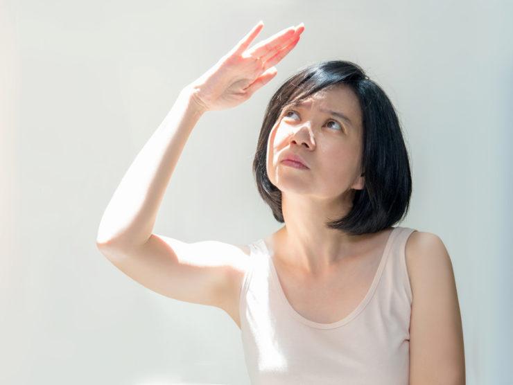 挑選臉部防曬的重點