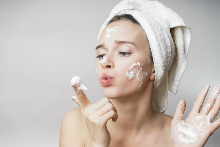 洗臉方式 正確