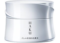 【SHISEIDO資生堂】HAKU凝膠狀美白化妝水