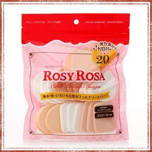 【ROSY ROSA】粉餅粉撲綜合型