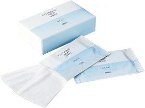 澄淨卸妝棉