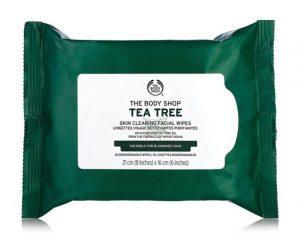 茶樹淨膚清爽潔顏布