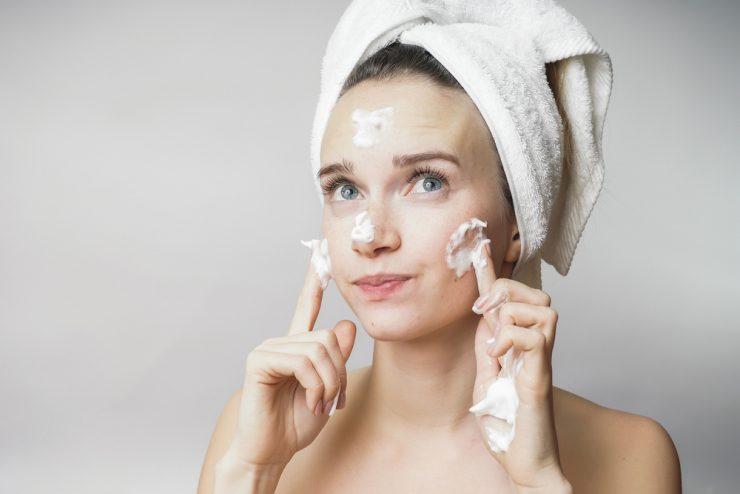 洗臉 方法