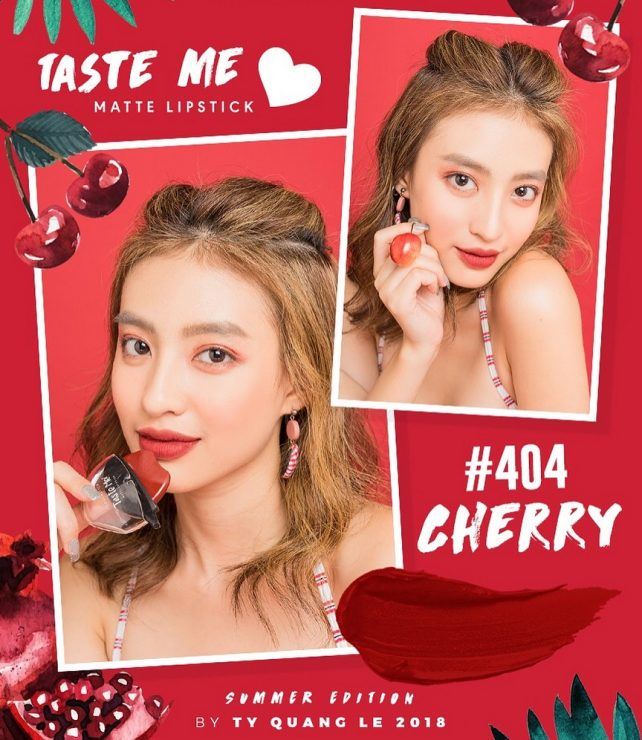 Taste Me Matte Lipstick