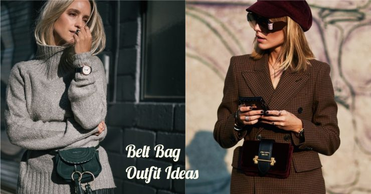 Belt Bag Outfit Ideas