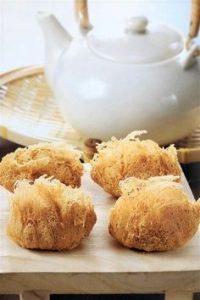港式 飲茶 芋角