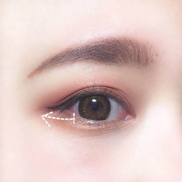 化妝 新手 教學 妝容 眼妝 眼線