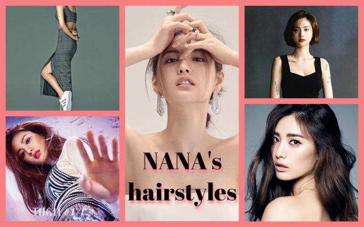 nana hairstyles