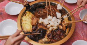 香港 文化 傳統 盆菜