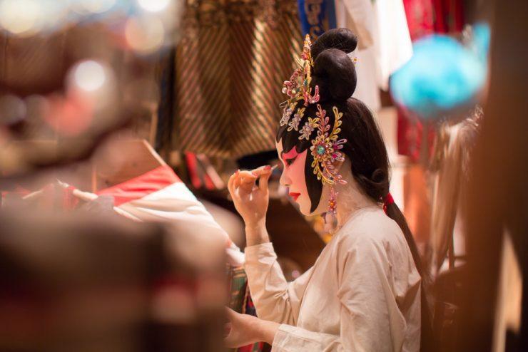 粵劇 香港 傳統 文化