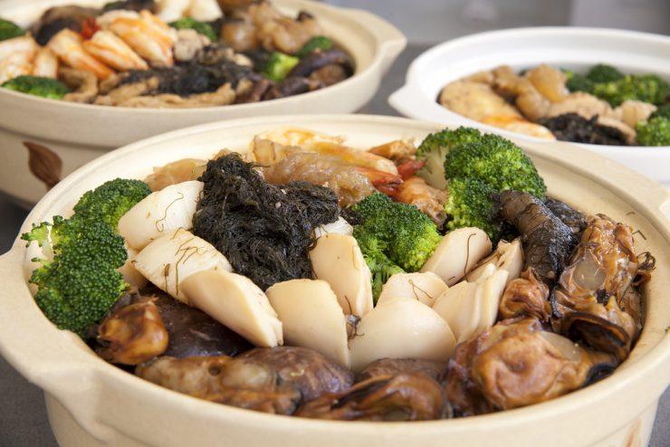 香港 傳統 文化 盆菜