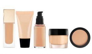 化妝 新手 教學 妝容 保養 粉底挑選