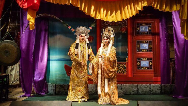 香港 傳統 文化 粵劇