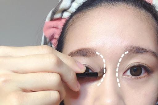 化妝 新手 教學 妝容 眼妝 鼻影