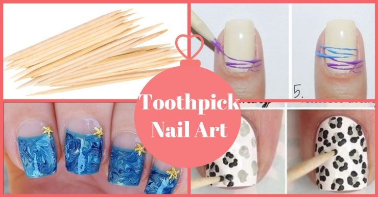 ToothpickNailArt