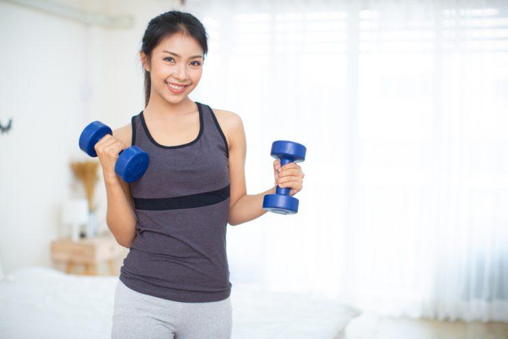 運動 背部減肥