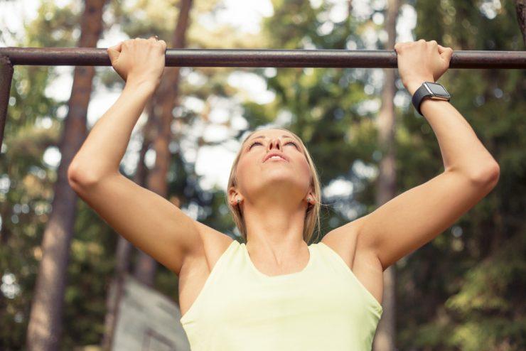 運動 背部 減肥