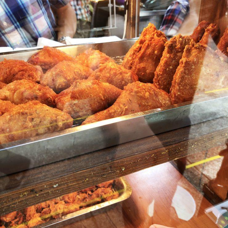 國華街 美食 炸雞洋行