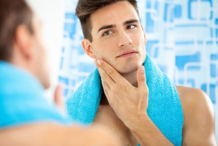 男性肌膚保養