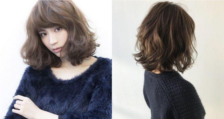 【短捲髮】大捲捲髮造型推薦