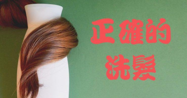 正確的洗髮 (1)