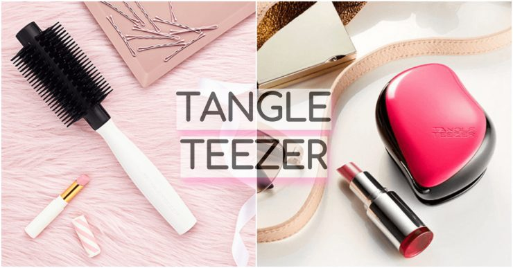 tangle teezer 梳子