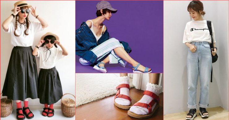 買了沒?用能可愛度過一夏的運動涼鞋增添足部色彩!人氣品牌的介紹!買了沒?用能可愛度過一夏的運動涼鞋增添足部色彩!人氣品牌的介紹!