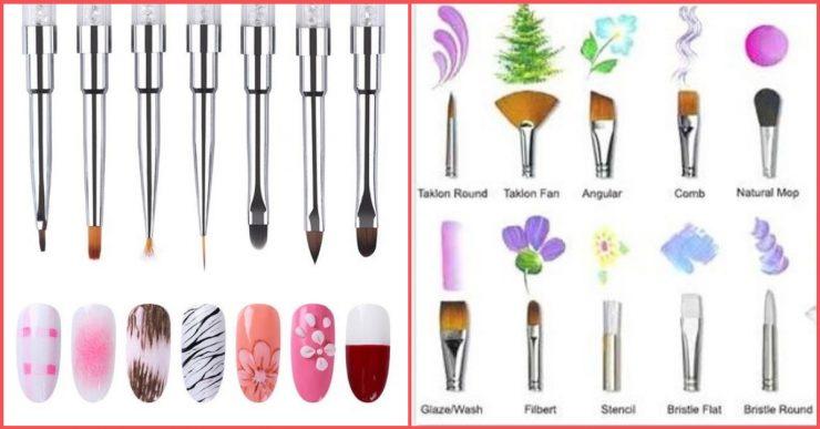 指甲彩繪工具