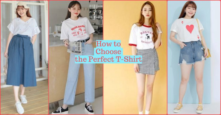 How to Choose the Perfect T-Shirt_