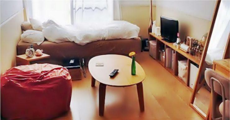 小房間收納
