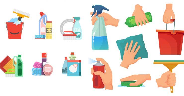 天然清潔劑