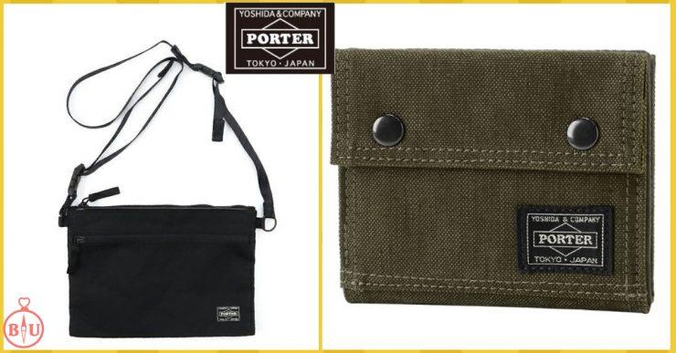 porter 日本