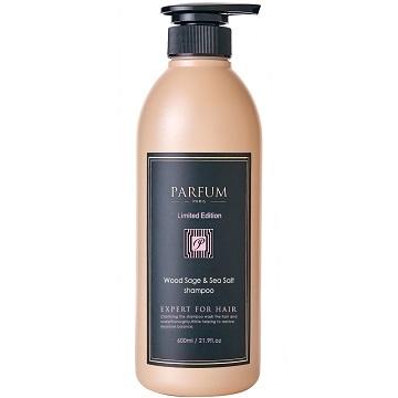 Parfum巴黎帕芬香氛精油洗髮精