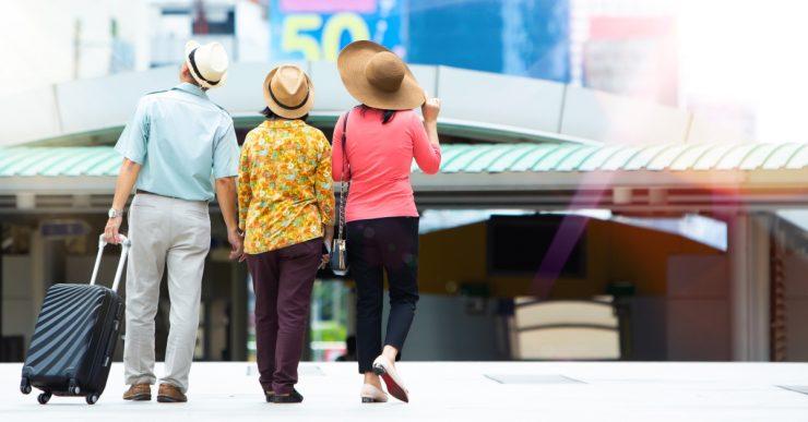 父母旅遊 注意
