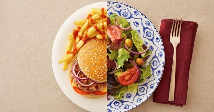 低卡路里食物