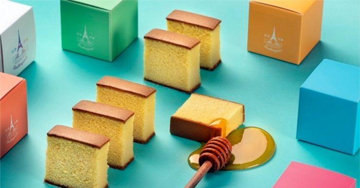 春節獻禮!昂舒巴黎蜂蜜蛋糕禮盒 (1)