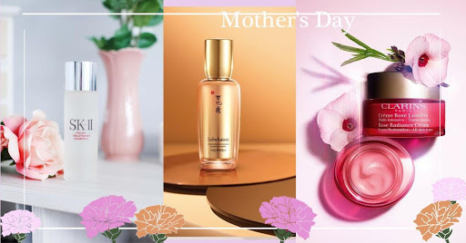 2021母親節禮物送媽媽臉部保養品