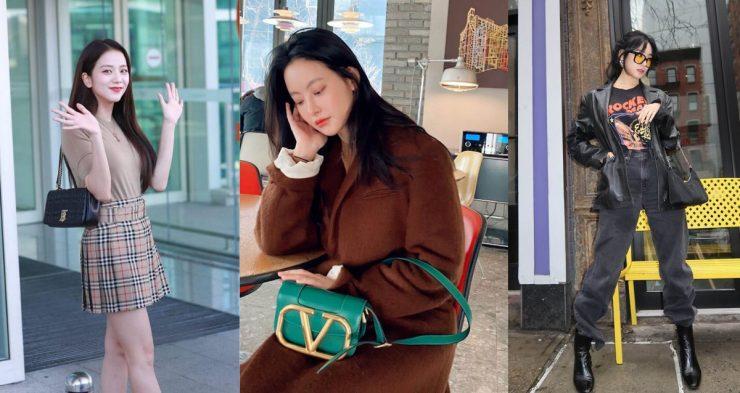 韓星熱愛名牌包款推薦