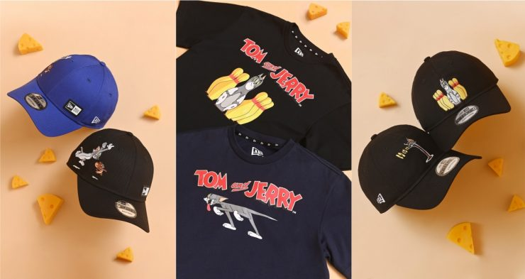 New Era x Tom Jerry夏天帽款推薦