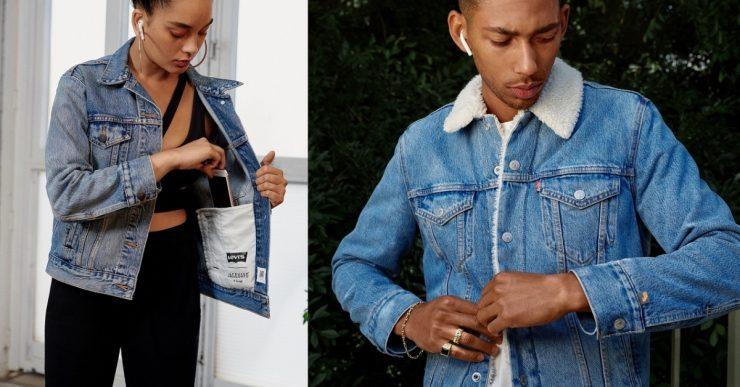 LEVI'S® × Google聯手推出第二代Jacquard智慧丹寧夾克