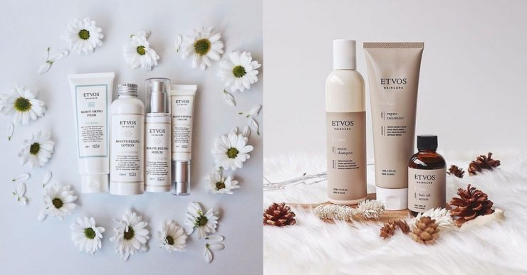 ETVOS彩妝週年慶經典明星特惠組!ETVOS話題彩妝新品、保養、髮品一次入手!